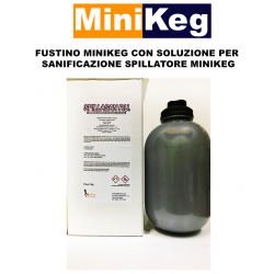 Sanificatore Minikeg